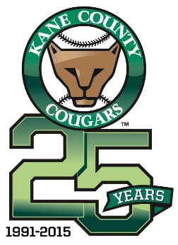 Kane County Cougars vs. Clinton Lumberkings - MILB GENEVA, IL - Thursday, April 23rd 2015 at 11:00 AM 12 tickets donated